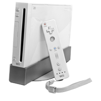 Picture of Nintendo Wii Console